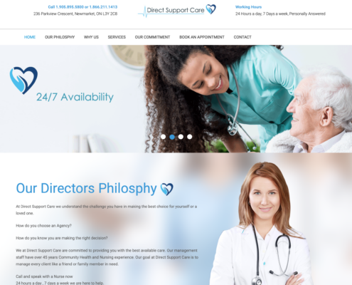 Direct Support Care 1