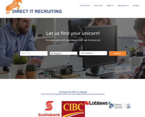 Direct IT Recruiting